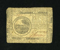 Colonial Notes:Continental Congress Issues, Continental Currency July 22, 1776 $6 Fine....