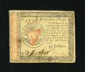 Colonial Notes:Continental Congress Issues, Continental Currency January 14, 1779 $55 Fine....