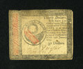 Colonial Notes:Continental Congress Issues, Continental Currency January 14, 1779 $30 Very Fine....