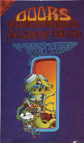 Music Memorabilia:Posters, Doors Pay Attention New Year's Eve Denver Concert PosterFD-D18 (Family Dog, 1967)....