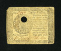 Colonial Notes:Continental Congress Issues, Continental Currency September 26, 1778 $40 Very Fine, POC....