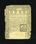 Colonial Notes:Connecticut, Connecticut June 1, 1780 1s/3d Extremely Fine, CC....