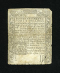 Colonial Notes:Connecticut, Connecticut July 1, 1780 40s Very Fine, CC....
