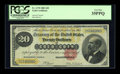 Large Size:Gold Certificates, Fr. 1178 $20 1882 Gold Certificate PCGS Very Fine 35PPQ....