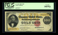 Large Size:Gold Certificates, Fr. 1214 $100 1882 Gold Certificate PCGS Very Fine 30PPQ....