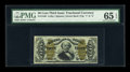 Fractional Currency:Third Issue, Fr. 1340 50c Third Issue Spinner Type II PMG Gem Uncirculated 65 EPQ....
