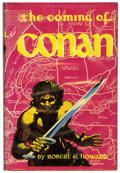 Books:Fine Press and Limited Editions, Robert E. Howard - The Coming of Conan Limited Edition Book(Gnome, 1953)....