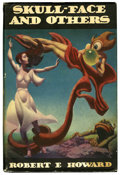 Books:First Editions, Robert E. Howard - Skull-Face and Others (Arkham House,1946)....