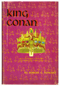 Books:Fine Press and Limited Editions, Robert E. Howard - King Conan (Gnome, 1953)....