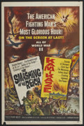 """Movie Posters:Documentary, The Smashing of the Reich/ Kamikaze Combo (Brigadier Film, 1962). One Sheet (27"""" X 41""""). Documentary...."""