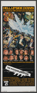 "Movie Posters:Action, The Poseidon Adventure (20th Century Fox, 1972). Insert (14"" X36""). Action...."