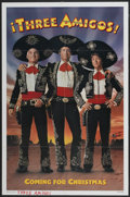 """Movie Posters:Comedy, Three Amigos (Orion, 1986). One Sheet (27"""" X 41"""") Advance. Comedy...."""