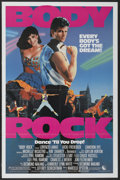 "Movie Posters:Musical, Body Rock (New World, 1984). One Sheet (27"" X 41""). Musical...."