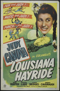 "Movie Posters:Comedy, Louisiana Hayride (Columbia, 1944). One Sheet (27"" X 41""). Comedy...."