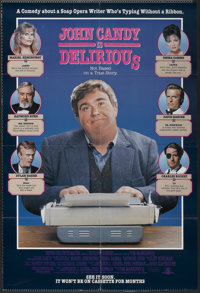 """Delirious (MGM, 1991). One Sheet (27"""" X 41"""") SS Advance. Comedy"""