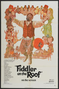 "Movie Posters:Musical, Fiddler on the Roof (United Artists, 1972). One Sheet (27"" X 41""). Musical...."