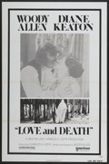 """Movie Posters:Comedy, Love and Death (United Artists, 1975). One Sheet (27"""" X 41""""). Comedy...."""