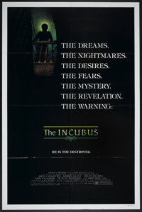 """The Incubus (Artists Releasing Corporation, 1982). One Sheet (27"""" X 41""""). Horror"""