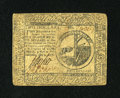 Colonial Notes:Continental Congress Issues, Continental Currency May 9, 1776 $2 Fine....