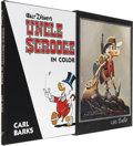 Books:Fine Press and Limited Editions, Carl Barks - Uncle Scrooge In Color, 400/750 (Gladstone, 1987)....