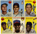 Baseball Cards:Lots, 1954 Topps Baseball Collection (46). ... (Total: 46 cards)