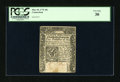Colonial Notes:Connecticut, Connecticut May 10, 1775 20s PCGS Very Fine 30....