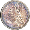 Patterns, 1865 25C Quarter Dollar, Judd-423, Pollock-495, Low R.7, PR62NGC....