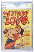 Golden Age (1938-1955):Romance, First Love Illustrated #14 File Copy (Harvey, 1951) CGC NM 9.4Cream to off-white pages....