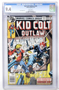 Bronze Age (1970-1979):Western, Kid Colt Outlaw #229 (Marvel, 1979) CGC NM 9.4 White pages....