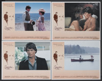 """Somewhere in Time (Universal, 1980). Lobby Card Set of 4 (11"""" X 14""""). Fantasy. ... (Total: 4 Items)"""