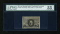 Fractional Currency:Second Issue, Fr. 1322 50c Second Issue PMG About Uncirculated 53....