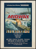 """Movie Posters:War, Midway (Universal, 1976). Poster (30"""" X 40""""). War...."""