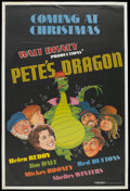 "Movie Posters:Animated, Pete's Dragon (Buena Vista, 1977). Poster (40"" X 60"") Advance.Animated...."