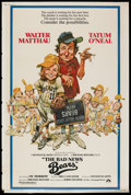 "Movie Posters:Sports, The Bad News Bears (Paramount, 1976). Poster (40"" X 60""). Sports...."