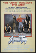 "Movie Posters:Comedy, This is Spinal Tap (Embassy, 1984). One Sheet (27"" X 41""). Comedy...."