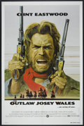 """Movie Posters:Western, The Outlaw Josey Wales (Warner Brothers, 1976). One Sheet (27"""" X 41""""). Western...."""