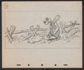 "Movie Posters:Animated, Song of the South (RKO, 1946). Storyboard Drawing (10"" X 12""). Animated...."