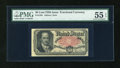 Fractional Currency:Fifth Issue, Fr. 1381 50c Fifth Issue PMG About Uncirculated 55 EPQ....