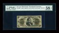 Fractional Currency:Third Issue, Fr. 1299 25c Third Issue PMG Choice About Unc 58 EPQ....