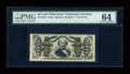 Fractional Currency:Third Issue, Fr. 1333 50c Third Issue Spinner PMG Choice Uncirculated 64....