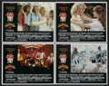 "Movie Posters:Rock and Roll, Sgt. Pepper's Lonely Hearts Club Band (Universal, 1978). Lobby CardSet of 4 (11"" X 14""). Rock and Roll.. ... (Total: 4 Items)"
