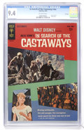 Silver Age (1956-1969):Adventure, Movie Comics - In Search of the Castaways #nn File Copy (Gold Key, 1963) CGC NM 9.4 Off-white pages....