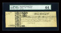 Colonial Notes:Maryland, Maryland 1733 15s PMG Choice Uncirculated 64....