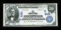 National Bank Notes:Kentucky, Louisville, KY - $50 1902 Plain Back Fr. 682 The Louisville NB Ch.# (S)5161. ...
