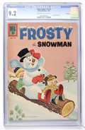 Silver Age (1956-1969):Cartoon Character, Four Color #1272 Frosty the Snowman - File Copy (Dell, 1961) CGC NM- 9.2 Off-white to white pages....