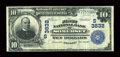 National Bank Notes:Kentucky, Somerset, KY - $10 1902 Plain Back Fr. 626 The First NB Ch. #(S)3832. ...