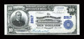 National Bank Notes:Kentucky, Hustonville, KY - $10 1902 Plain Back Fr. 624 The NB of HustonvilleCh. # 2917. ...