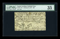 Colonial Notes:South Carolina, South Carolina February 8, 1779 $50 PMG Choice Very Fine 35....