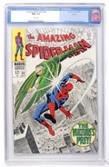 Silver Age (1956-1969):Superhero, The Amazing Spider-Man #64 Curator pedigree (Marvel, 1968) CGC NM+ 9.6 White pages....