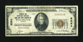 National Bank Notes:Virginia, Winchester, VA - $20 1929 Ty. 1 The Farmers & Merchants NB& TC Ch. # 6084. ...